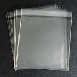 100 - 5.5' x 5.5' Cello Bags (Self Seal) for Greeting Cards