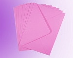 Candy Pink C6 Envelopes (114 x 162mm)