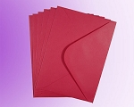 Fuschia Pink C7 Envelopes (82 x 113mm)