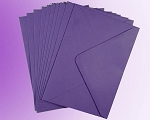 Purple C5 Envelopes (162 x 229mm)
