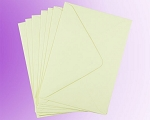 Ivory C6 Envelopes (114 x 162mm)