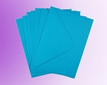 Kingfisher Blue C6 Envelopes (114 x 162mm)